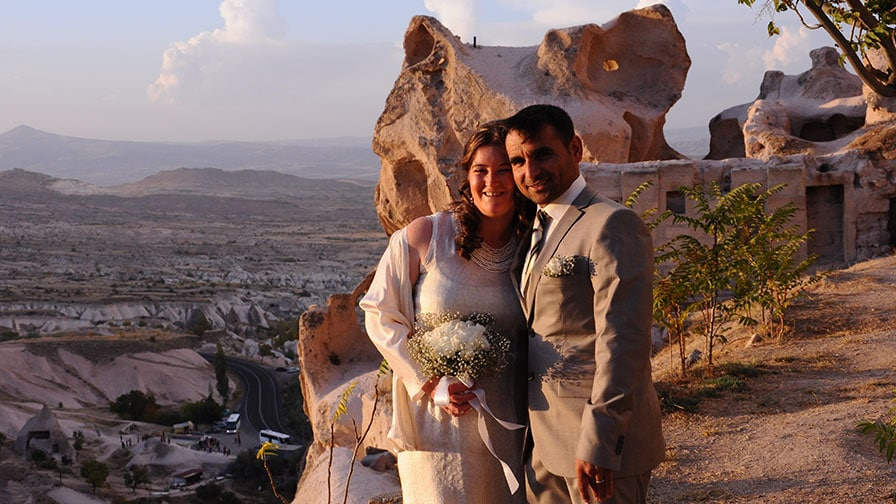 Joey & Ismael at Cappadocia Turkey Weddings