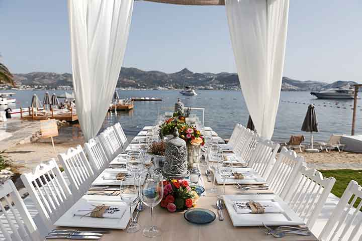Beach Weddings Marmaris