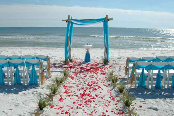 Best Beach Wedding Turkey