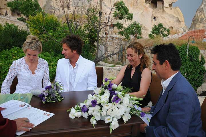 Cappadocia Wedding Ceremony