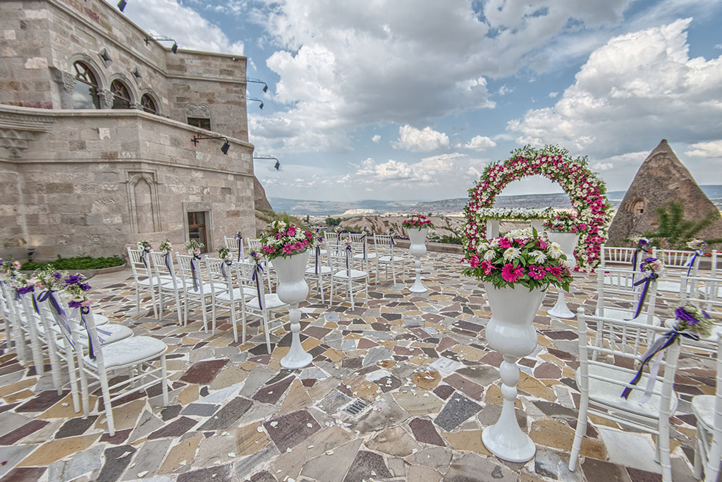 By Destination Cappadocia Wedding Package