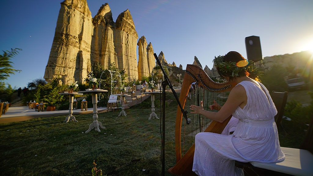 Cappadocia Love Valley Wedding Music