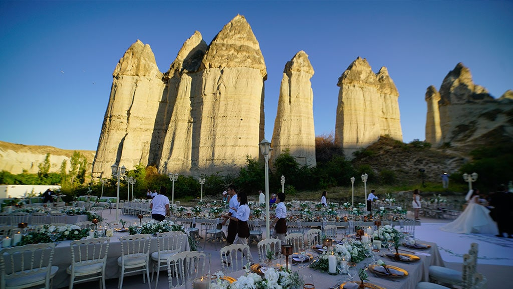 Cappadocia Wedding Services Valley