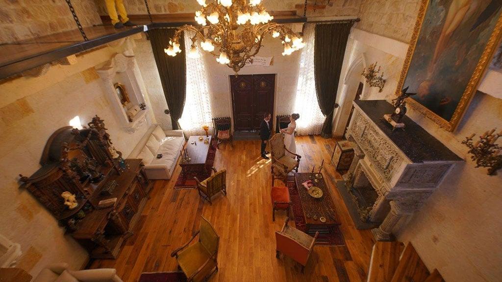 Vintage Hotel Cappadocia Wedding