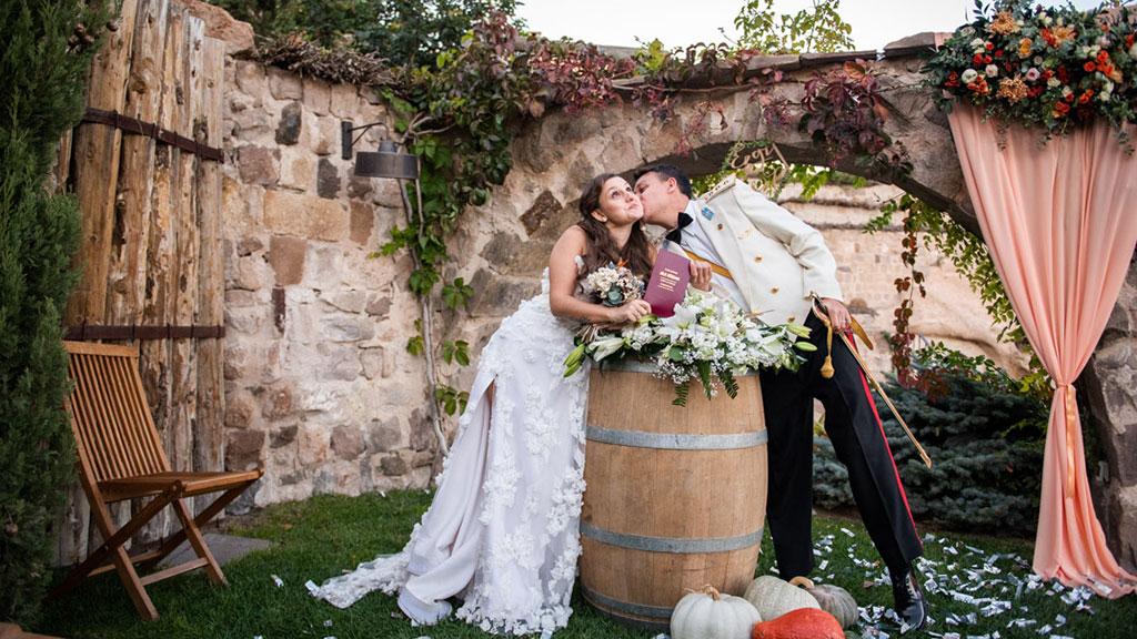Cappadocia Rustic Wedding Ezgi Ersel