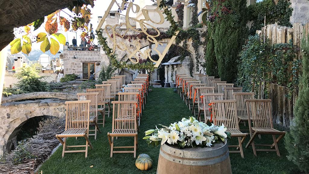 Cappadocia Rustic Wedding Venue