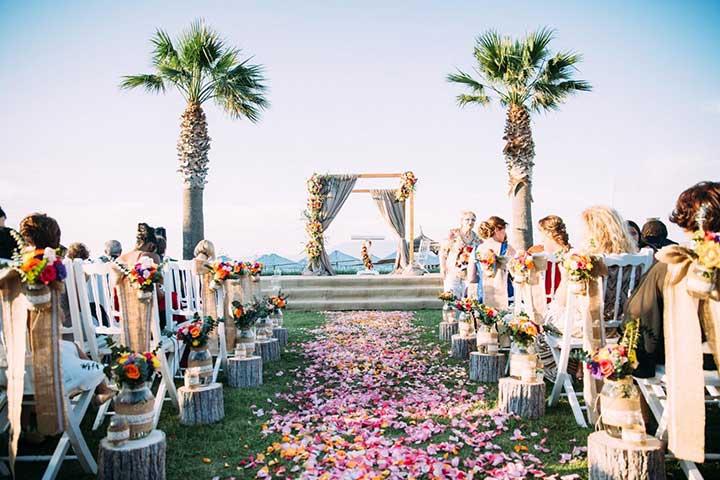 Cesme Alacati Beach Wedding