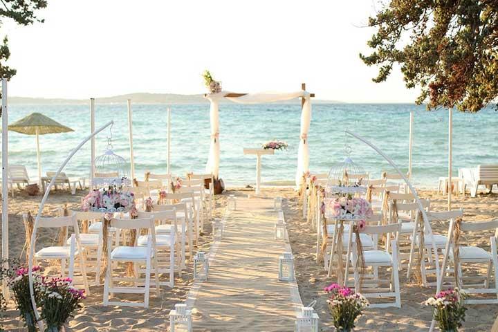 Cesme Beach Wedding