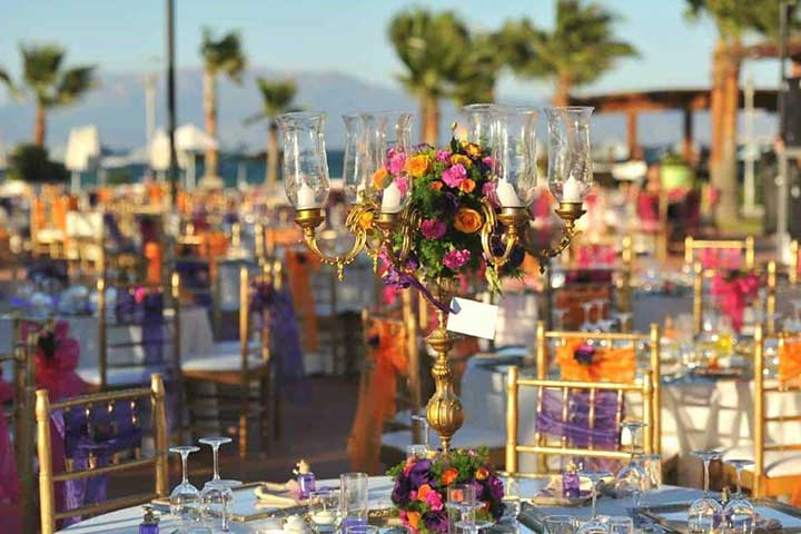 Radisson Blu Cesme Wedding