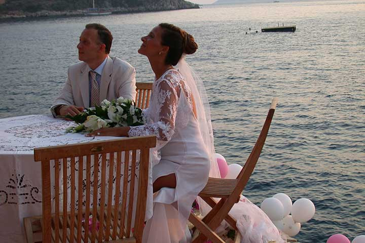 Antalya Wedding Ceremony