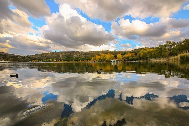 Ankara Lakes